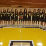 Raider Girls Open County Tourney Play Friday at Blue River