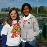Raiders Volunteer at Special Olympics