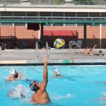 BOYS' WATERPOLO GAME SUMMARY: SOUTH PASADENA