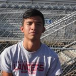 Interview Player: Matthew Aldama