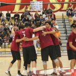GAME SUMMARY: LA SERNA'S VARSITY BOYS  VOLLEYBALL V.S. PACIFICA CHRISTIAN