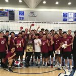 BOYS VOLLEYBALL WINS CIF DIVISION 5 CHAMPIONSHIP