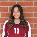 GIRLS VOLLEYBALL PLAYER INTERVIEW : KYANA CARDENAS