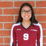 PLAYER INTERVIEW : NICOLE GARCIA