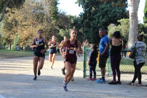 CROSS COUNTRY LEAGUE CLUSTER #1