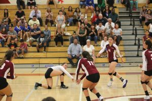 LA SERNA VOLLEYBALL