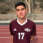 Boys Varsity Soccer: Player Interview  Eric Soto