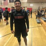 Interview with Chris Mendoza (Basketball) by Luke Perez