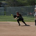 Canyon Springs High School Varsity Softball beat North HS 18-0
