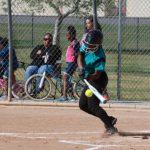 Canyon Springs High School Varsity Softball beat Rancho Verde High School 8-2