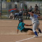 Canyon Springs Varsity Softball beat Beaumont 11-2