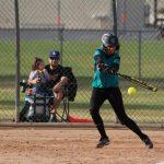 Canyon Springs Varsity Softball falls to Riverside Poly 8-4