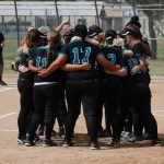 Canyon Springs High School Varsity Softball beat Arlington High School 6-0