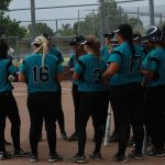 Canyon Springs High School Varsity Softball beat Arlington High School 4-2