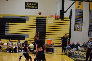 Girls Varsity Basketball vs. Jennings 1/27