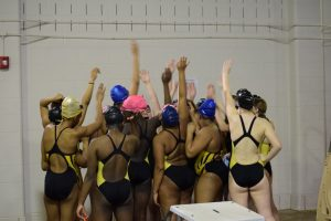 Girls Varsity Swimming Pictures