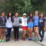 West Covina High School Coed Junior Varsity Cross Country finishes 2nd place