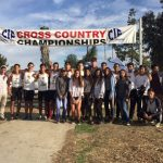 West Covina High School Coed Junior Varsity Cross Country finishes 16th place