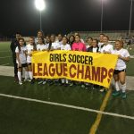 Girls Soccer Honored at City Council