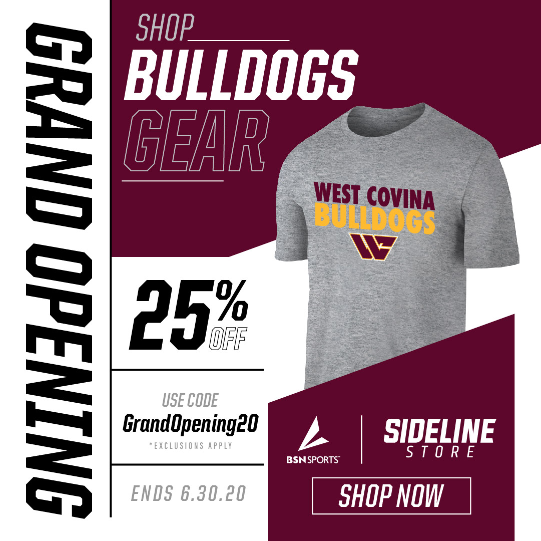 Visit the new BSN Sideline Store for on-demand WCHS Gear