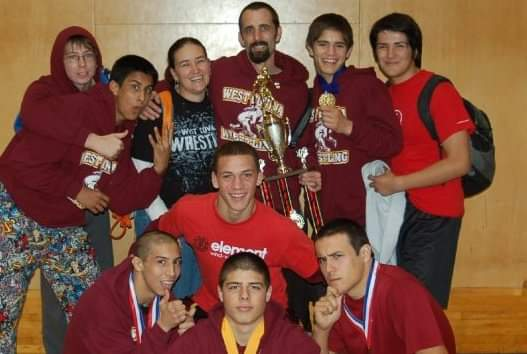 210 Prep Sports Features Former WCHS Wrestling Coaches