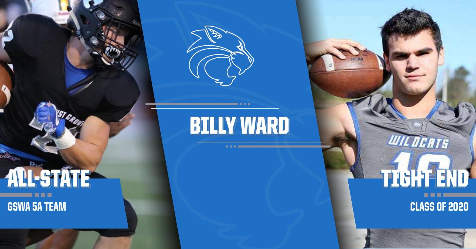 GSWA Honors Billy Ward
