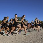 Palo Verde High School Girls Varsity Cross Country finishes 2nd place