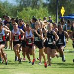 Palo Verde High School Girls Varsity Cross Country finishes 3rd place