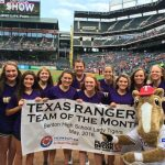 Benton softball honored by Rangers