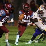 Minden cruises past Benton in battle of unbeatens