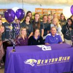 Benton All-Parish softball star Abi Cole signs with Butler (Kansas) Community College