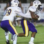 Benton back makes amends, sparks Tigers blowout
