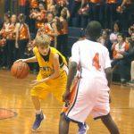 Middle school boys basketball: District season gets underway