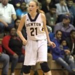 Benton's Ward named District 1-4A MVP
