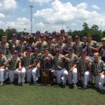 Big third inning boosts Benton to Class 4A state baseball championship