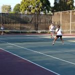Diamond Ranch High School Girls Varsity Tennis beat Don Antonio Lugo High School 13-5