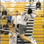 Boys Varsity Volleyball beats Anaheim 3 – 0