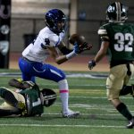 Boys Varsity Football falls to South Hills 24 – 21