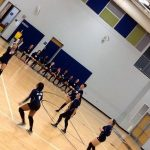 Max S. Hayes High School Girls Varsity Volleyball beat Jane Addams High School – Executives 3-0
