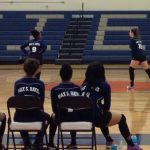 Max S. Hayes High School Girls Varsity Volleyball beat Whitney Young High School 3-0