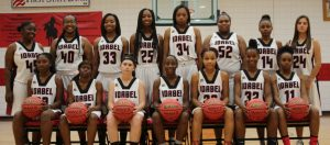 Idabel Girls Basketball 2016