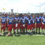 Colonels compete in Lamar 7-on-7 SQT