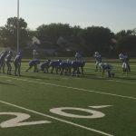 Sub-Varsity teams battle hard against Dallas White