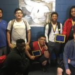 South Garland High School Coed Varsity Powerlifting finishes 2nd place