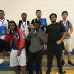 South Garland High School Coed Varsity Powerlifting finishes 3rd place