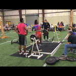 South Garland High School Coed Varsity Powerlifting finishes 10th place