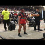 South Garland High School Coed Varsity Powerlifting finishes 12th place