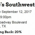 Support the Colonels tonight at Moe's Southwest Grill in Garland