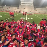 Colonel JV wins second straight with 32-6 victory over Dallas White