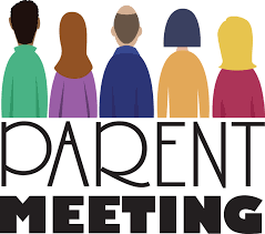 Fall Sports Parent Meeting – August 7 at 7pm